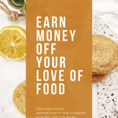 Make Money Off Your Love of Food